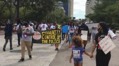 Protest for Jonas Joseph, slain by Tampa police
