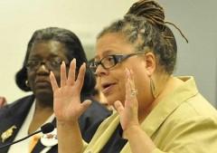 Karen Lewis, Chicago Teachers Union
