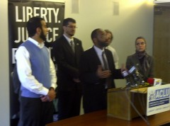 CAIR and ACLU file lawsuit against FBI in LA