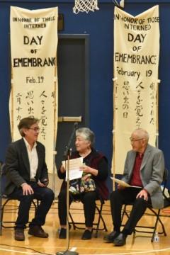 Will Kaku, Aggie Idemoto and Jimi Yamaichi