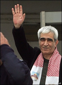 PFLP leader and Palestinian political prisoner Ahmad Sa'adat