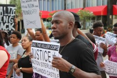 Tampa protest against police terror