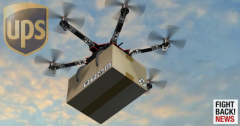 Bad news for Teamsters, UPS begins drone deliveries