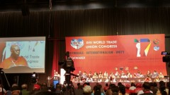17th Congress of the World Federation of Trade Unions (WFTU) meets.