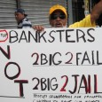 Standing up to the Banksters in Irvington, NJ.