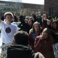 The March 4 education protest, led by the UWM Education Rights Campaign