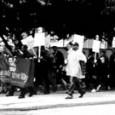 Trabajadores marchan