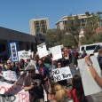 March 19 protest against Trump in Tucson, AZ.