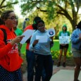 FAMU student Ciara Smith speaks out against the killing of Trayvon Martin.
