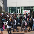 Skyline students walkout March 4