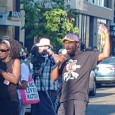 DeShaun McDonald of the Twin Cities Coalition for Justice for Jamar (TCC4J), spe