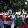 Raleigh rally in solidarity with Palestine