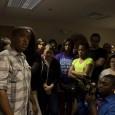 Occupation demand justice for Trayvon Martin.