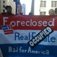 Occupy protesters oppose home foreclosures