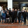 Supporters of Jamar Clark who attended the March 15 hearing today