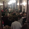 Sit in at Assembly chambers , March 9