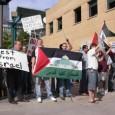 Protest against Israel-Lebanon War in Minneapolis