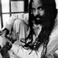 Mumia Abu-Jamal in cell