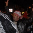 Worldwide Protests outside Israeli consulates