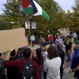 Tallahassee protest against attacks on Gaza.