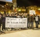 Salt Lake City protest against police terror