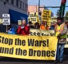 Minneapolis march on 12th anniversary of U.S. war on  Iraq start.