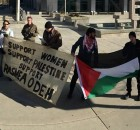 Salt Lake City protest demands freedom for Rasmea Odeh