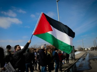 Detroit protest demands freedom for Palestinian teenager Ahed Tamimi