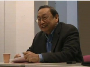 Prof. Jose Maria Sison, Founding Chairman Communist Party of the Philippines