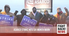 Asarco strike hits six-month mark