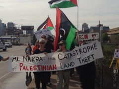 Minneapolis marks Al-Nakba, stands in solidarity with Palestine.