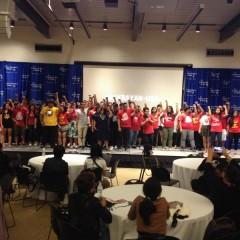 Anakbayan - USA, the organization of Filipino youth & students.