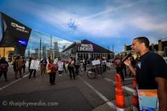 Minneapolis protest on anniversary of Attica rebellion