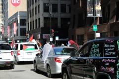 Nakba marked in Chicago.