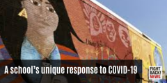 Instituto Justice and Leadership Academy (IJLA) response to COVID-19 Chicago