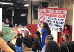 49th anniversary of Chicano Moratorium marked in LA.