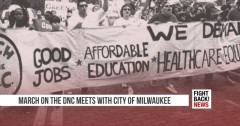 March on the DNC meets with city of Milwaukee