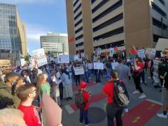 Denver stands with Palestine.