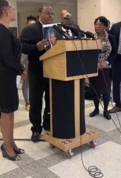 Florida Legislative Black Caucus holds press conference