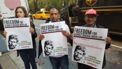 New York protest demands release of freedom fighter Georges Abdallah