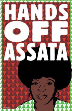 Hands Off Assata image by Justseeds