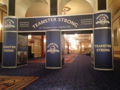 International Brotherhood of Teamsters Convention opens this week.