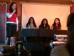 Milwaukee International Women's Day celebration.