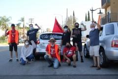 International Workers Day in LA.