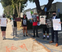Rally marks one year anniversary of murder of David Sullivan by police.