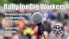 Michigan stagehands to rally June 24 for unemployment extension