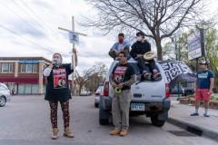 Twin Cities protest against police murder of Adam Toledo.