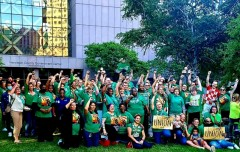 Hennepin County AFSCME demands a decent contract.