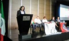 Niurka González Orbera, General Secretary of Cuba's National Union of Workers in