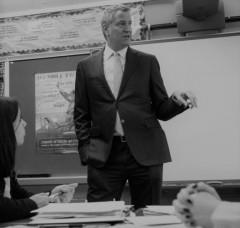 NYC Mayor Bill de Blasio.